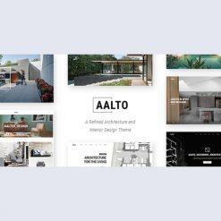Aalto v1.6.1 - Architecture and Interior Design Theme