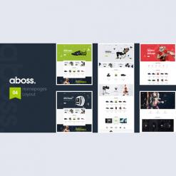 Aboss v1.1.6 - Responsive Theme for WooCommerce