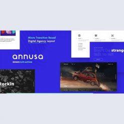 Annusa v1.0.0 - Modern Digital Bakery