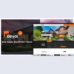 BEYOT v2.0.5 - WordPress Real Estate Theme