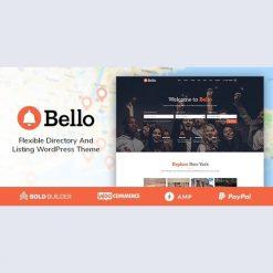 Bello v1.5.6 - Directory & Listing