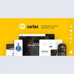 Carlax v1.0.4 - Car Parts Store & Auto Service Theme
