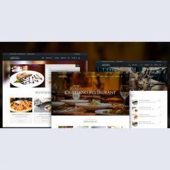 Cristiano Restaurant v3.9.2.9 - Cafe & Restaurant Theme