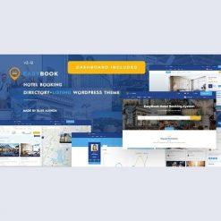 EasyBook v1.3.4 - Directory & Listing WordPress Theme