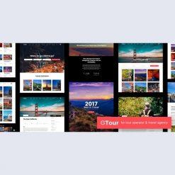 Grand Tour v4.9.1 - Tour Travel Wordpress Theme