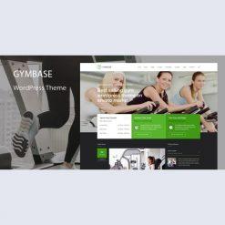 GymBase v14.1 - Responsive Gym Fitness WordPress Theme