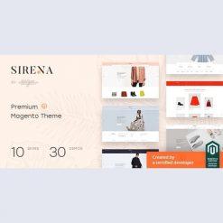 Sirena v2.1 - Multi-Purpose Responsive Magento Theme