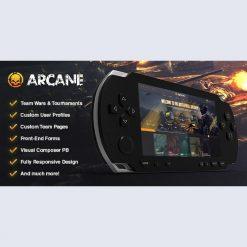 Arcane v3.0 - The Gaming Community Theme