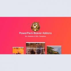 Beaver Builder PowerPack Addon v2.13.4