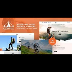 Campee v1.0 - Adventure Store Hiking and Camping Shopify Theme