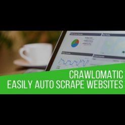 Crawlomatic v2.1.0 - Multisite Scraper Post Generator Plugin for WordPress