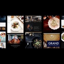 Grand Restaurant v5.9.4 - Restaurant Cafe Theme