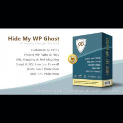 Hide My WP Ghost Premium 5.0.16