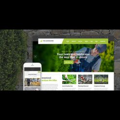 The Landscaper v2.4.2 - Lawn & Landscaping WP Theme
