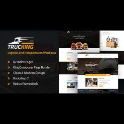 Trucking v1.18 - Logistics and Transportation Theme