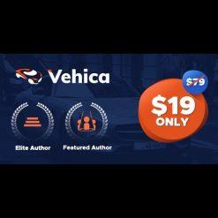 Vehica 1.0.39 - Car Dealer & Automotive Directory