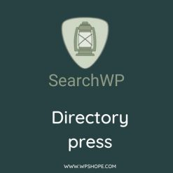 SearchWP DirectoryPress Integration