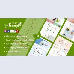 Arangi - Organic WooCommerce Wordpress Theme