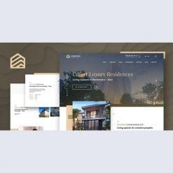 Hompark v1.0 - Real Estate & Luxury Homes
