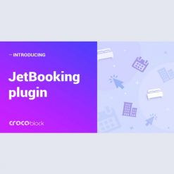 JetBooking v2.2.1 - Booking functionality for Elementor