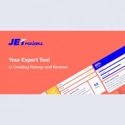 JetReviews v2.1.0 - Reviews Widget for Elementor