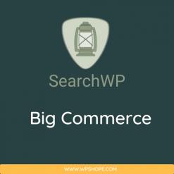 SearchWP Big commerce