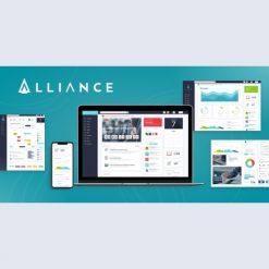 Alliance v2.4.7 - Intranet & Extranet WordPress Theme