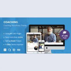 Colead - Coaching & Online Courses WordPress Theme