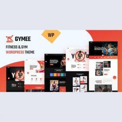 Gymee - Fitness WordPress Theme