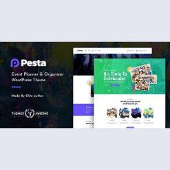Pesta - Event Planner & Organizer WordPress Theme