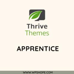 Thrive Plugin Apprentice