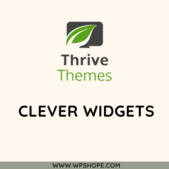 Thrive Plugin Clever Widgets