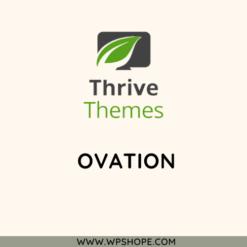 Thrive Plugin Ovation