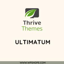 Thrive Plugin Ultimatum
