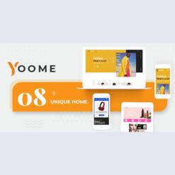 Yoome - Modern WooCommerce WordPress Theme