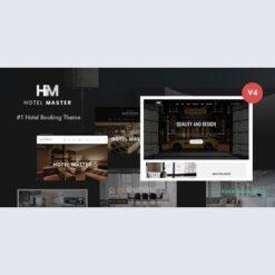 Hotel Booking WordPress Theme   Hotel Master